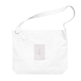 rilybiiのチューリップ×babypink Big shoulder bags