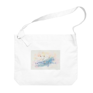 maichogoriの山羊座 Big shoulder bags