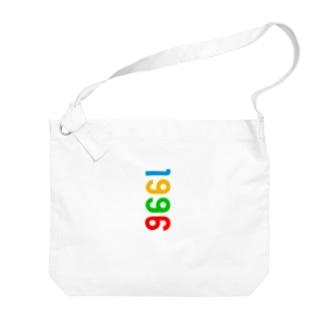 marikiroの1996_西暦 Big shoulder bags