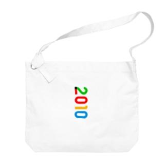 marikiroの2010_西暦 Big shoulder bags