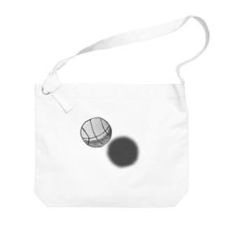 バスケットボール Big shoulder bags