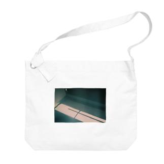 ベランダ Big shoulder bags