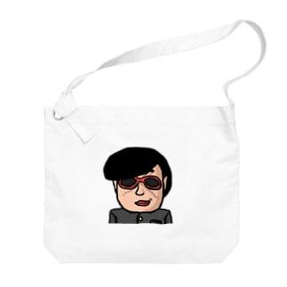 リーゼントXフェイズ T-Shirt  Big shoulder bags