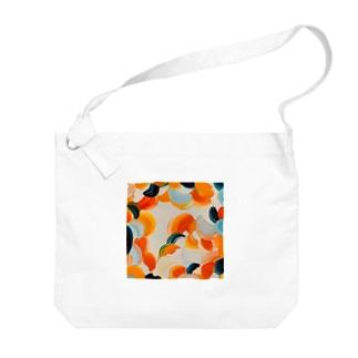 バレンシアの橙 Big shoulder bags