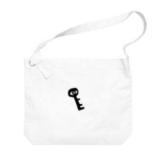 オープンさん Big shoulder bags