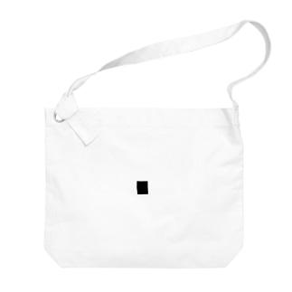 しゃん Big shoulder bags