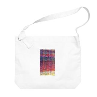 夜明け/カヨサトーTX Big shoulder bags