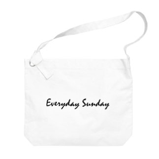 AMINOR (エーマイナー)のEveryday Sunday Big shoulder bags
