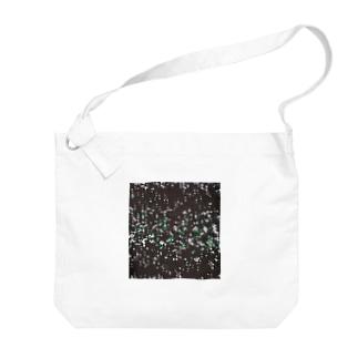 雪と翠/カヨサトーTX Big shoulder bags
