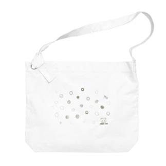 自由な水玉模様2020AWver. Big shoulder bags