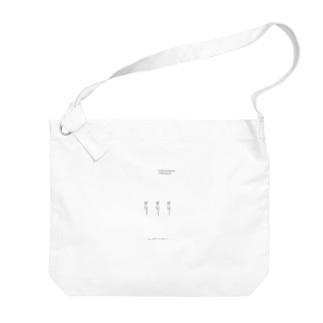 rilybiiのtulip*ベビーピスタチオ Big shoulder bags