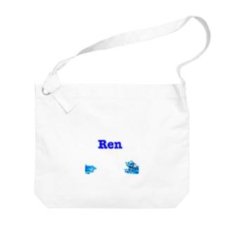 猫族*犬族の部屋の猫族*犬族の部屋『Ren』3 Big shoulder bags