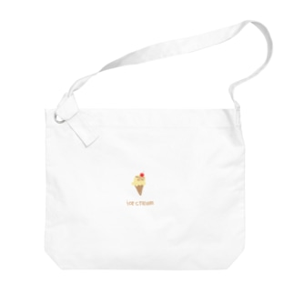 ice cream Big shoulder bags