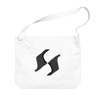 Bows/Strings  Big shoulder bags