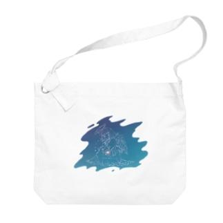 sweet dreamちゃん Big shoulder bags