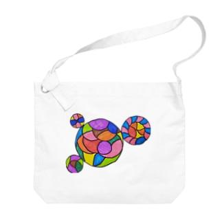 サーコ~ Big shoulder bags