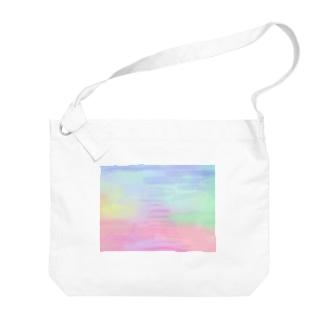 春眠不覚暁 Big shoulder bags