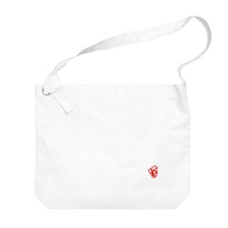 紅松屋 Big shoulder bags