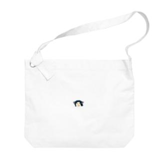 宵尺 Big shoulder bags