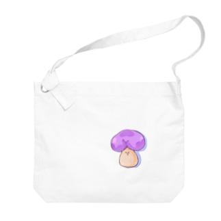 osirikinoko Big shoulder bags