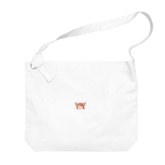 椛子 Big shoulder bags