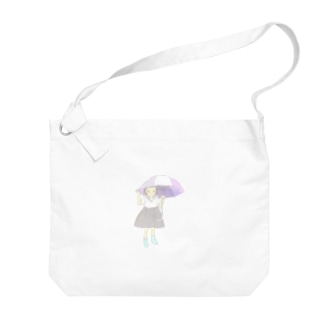 「まーまっ!」 Big shoulder bags