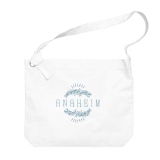 アナハイム Anaheim Big shoulder bags