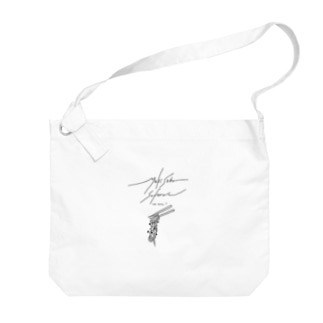 Yakisoba Sofuren UMI Big shoulder bags