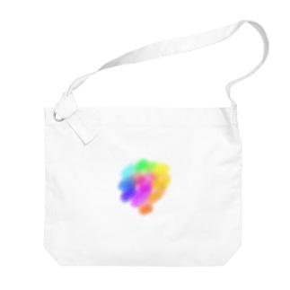 シュワ〜〜〜!! Big shoulder bags
