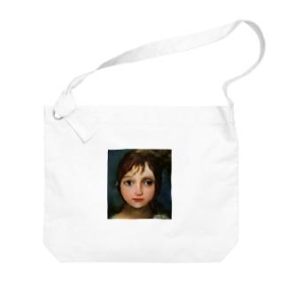 ℳ.画伯 Big shoulder bags