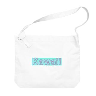 Kawaii Big shoulder bags