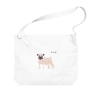 pug ! pug ! pug ! Big shoulder bags
