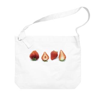 SPICE!のいちご、backシリーズ Big shoulder bags