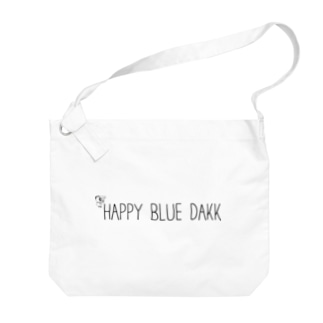 simple is best DAKK Big shoulder bags
