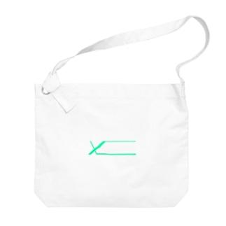 新幹線・αx Big shoulder bags