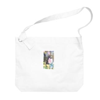 ちゅーりっぷ Big shoulder bags