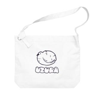 うずら!! Big shoulder bags