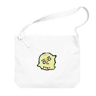 RPG-SHOPの合法レモングッズ Big shoulder bags