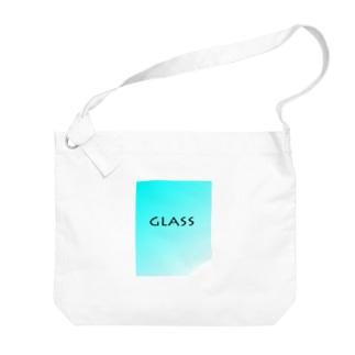 GLASS Big shoulder bags