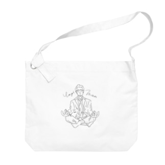 YOGI MAN 【KOTARO】 Big shoulder bags