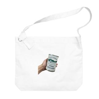 kcsmyoaのCLAM CHOWDER Big shoulder bags