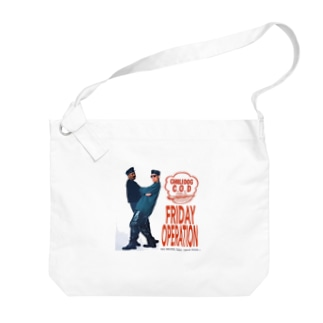 illyoungcornの金曜日の人達 Big shoulder bags