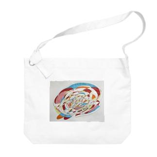 世界の廻り方 Big shoulder bags