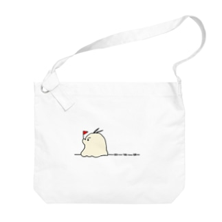 ヲフタチャンのバッグ Big shoulder bags