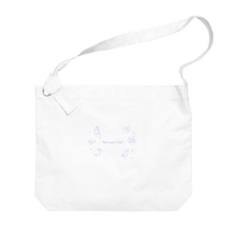 キラあわSHELL Big shoulder bags