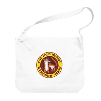 WILD WEASEL Big shoulder bags
