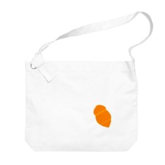 かめかんぼ Big shoulder bags