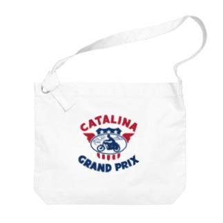 CATALINA GRAN DPRIX Big shoulder bags