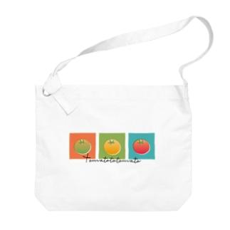 tomatototomato Big shoulder bags