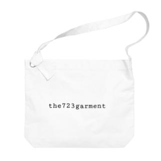 the723garment Big shoulder bags